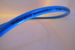 Wilbrand acoustics Netzkabel BLUE M4.5