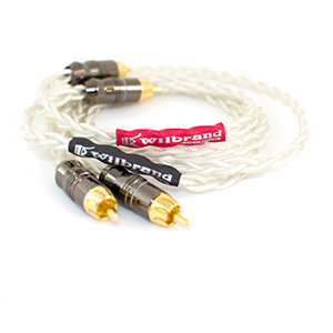 Cinch-XLR-Kabel